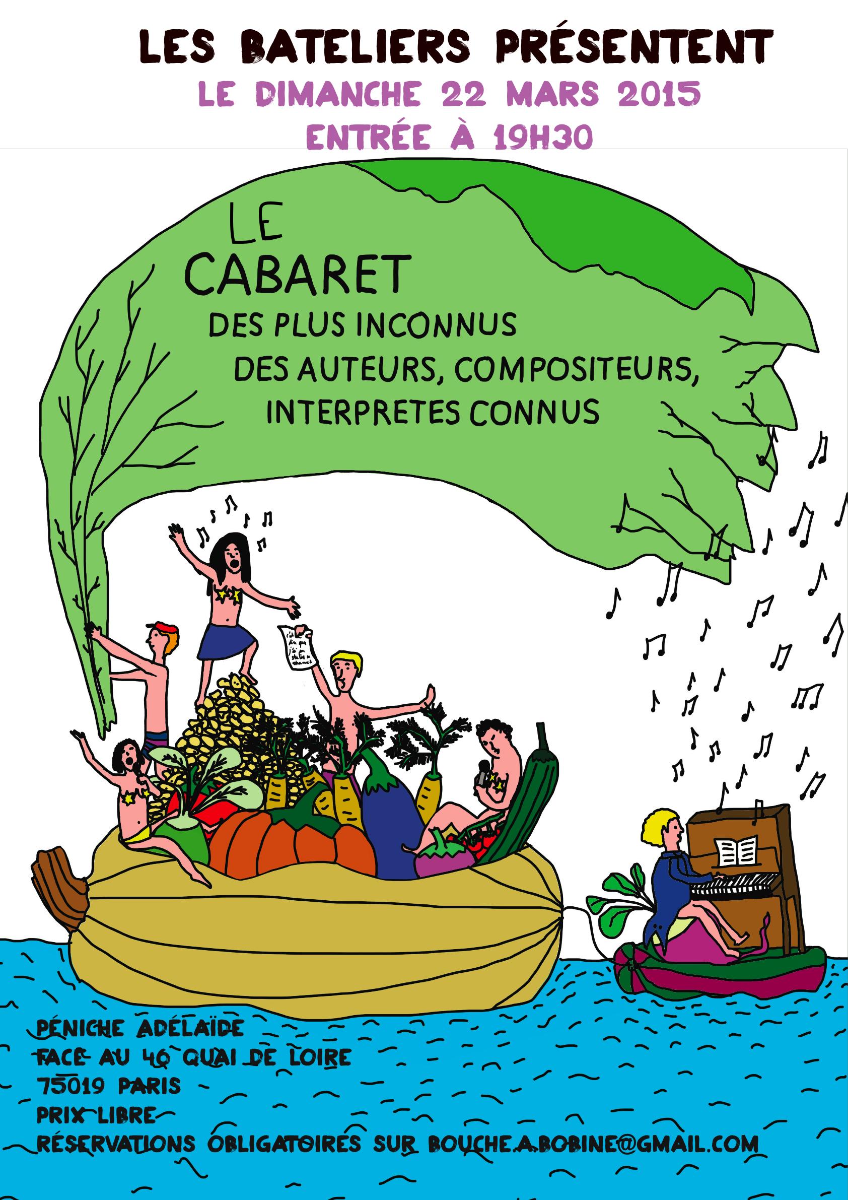 AFFICHE CABARET-mars